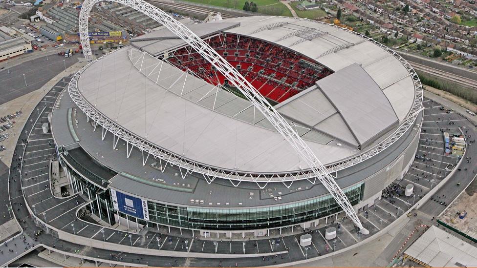 Important Wembley Stadium Information