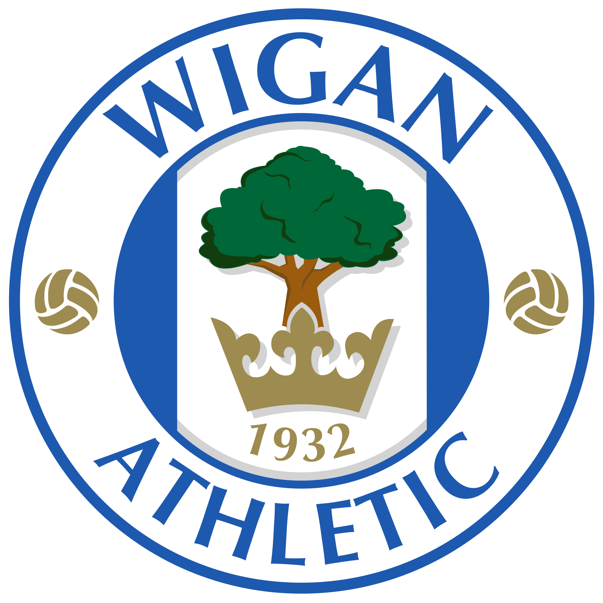 Meet the English Football Club: Wigan Athletic