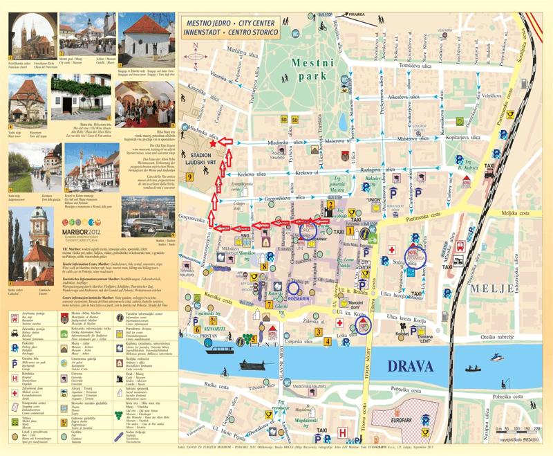 Maribor-map-marked