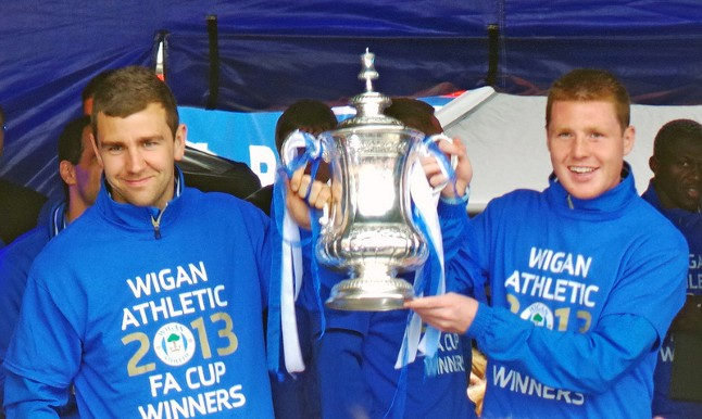 Watch Wigan Athletic v Chorley in the FA Cup First Round