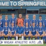 Wigan Athletic Team 1998 - 1999