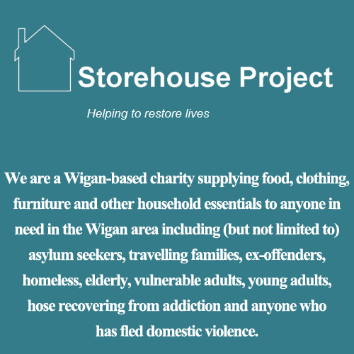 2020 Christmas Appeal from Storehouse Project