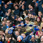 Everton crowd