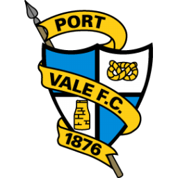 Port Vale Skybet League 1 @ Vale Park | Stoke-on-Trent | United Kingdom