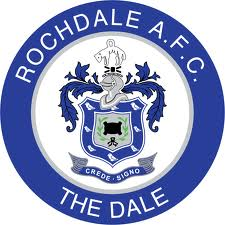 Rochdale SkyBet League One @ Spotland Stadium | United Kingdom