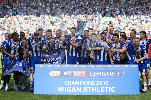 Difficult games overcome and Wigan look good Wigan Athletic Football Supporters Club