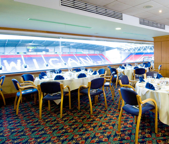 Win Hospitality for the Reading game 30th Nov 2019