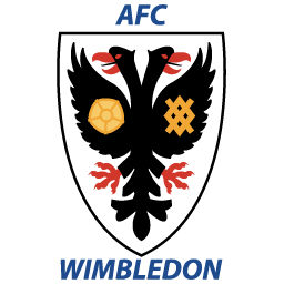 AFC Wimbledon SkyBet League 1 @ Kingsmeadow | England | United Kingdom
