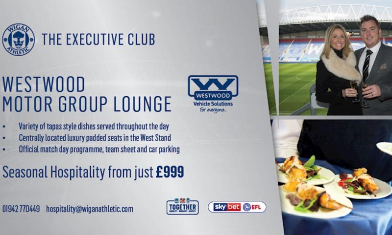 Win Hospitality for Rotherham United game on 1st September 2018