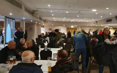 Supporters Club Bar in Springfield Suite West Stand for Bristol