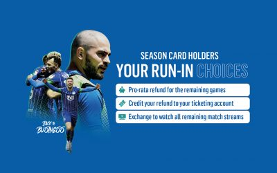Season ticket refunds