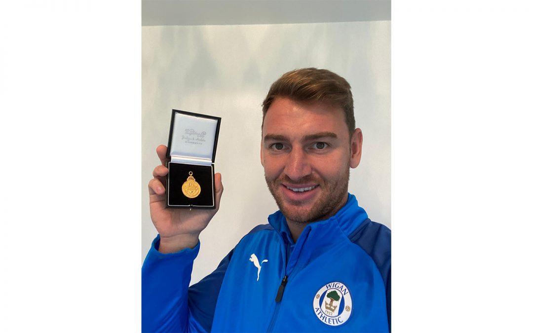 Win Jamie Jones' League One Winners Medal
