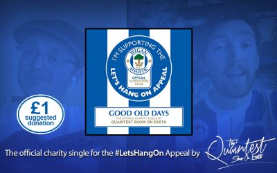 Official Charity Single Launch