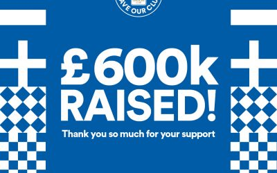 £600k in the Save Wigan Athletic fundraiser