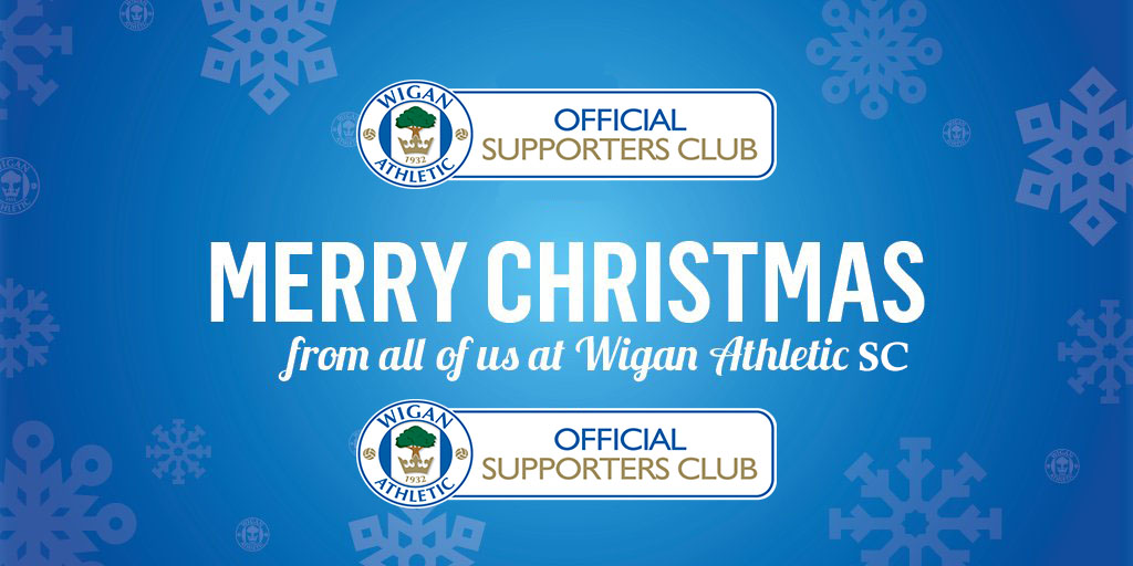 Christmas Update for Supporters