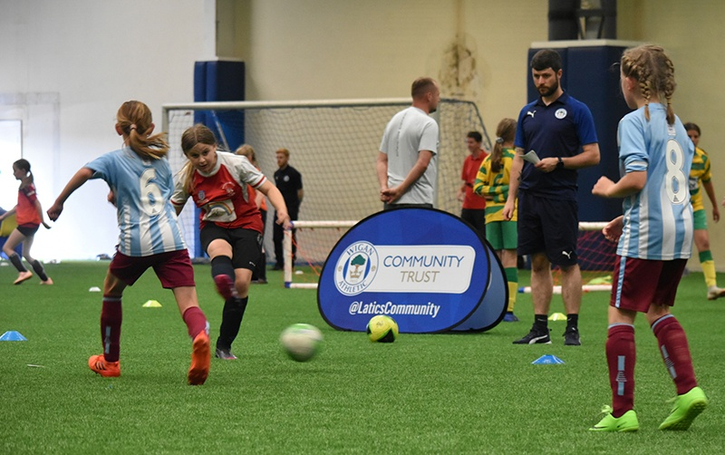 £1,000 Grants Available To Junior Football Clubs in Wigan thanks to the Wigan Athletic Supporters Project